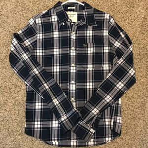 Abercrombie Button Up